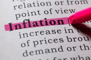 inflation and financial plan